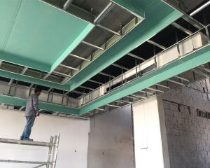 Ac Ducting work